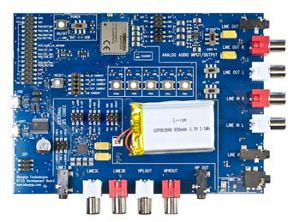 RF Development Tools EVALUATION BOARD ASSEMBLY