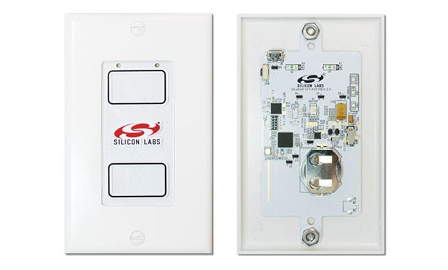 capacitive sense dimmable light switch reference design silicon labs rh silabs com GE Control Switch Heater Control Switch
