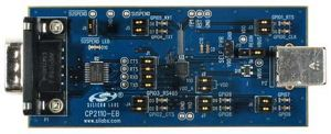 CP2110EK HID USB to UART Bridge Evaluation Kit - Silicon Labs