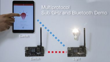 Zigbee and Bluetooth Multiprotocol - Get Started - Silicon Labs